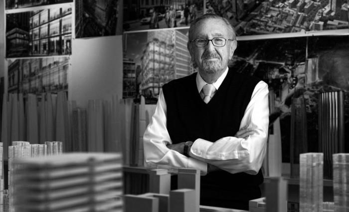César Pelli fallece a los 92 años, Cortesía de Pelli Clarke Pelli Architects