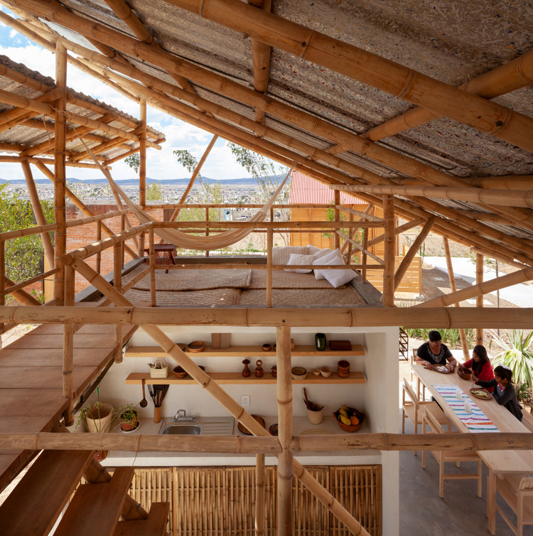 From the Territory to the Inhabitant / Rozana Montiel | Estudio de Arquitectura, © Sandra Pereznieto