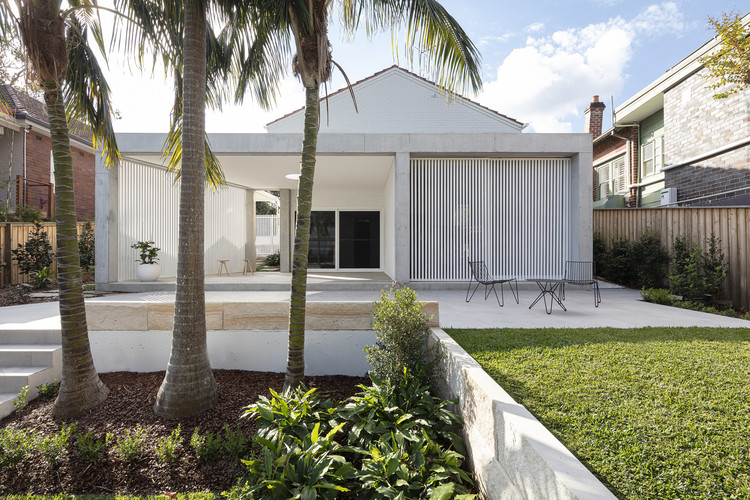 Roseville Pavilions House / Benn + Penna Architecture