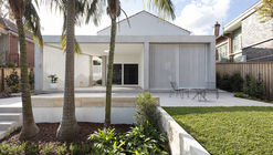 Casa Pavilhões de Roseville / Benn + Penna Architecture