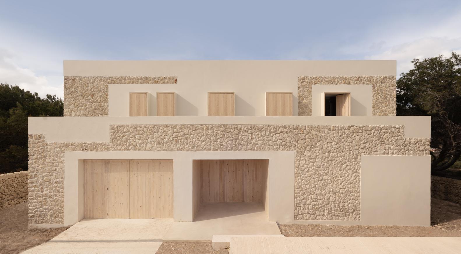 Gallery of Stone House / NOMO STUDIO - 1