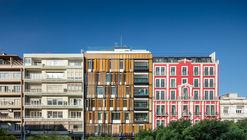 Edificio residencial Lisbon Wood / Plano Humano Arquitectos
