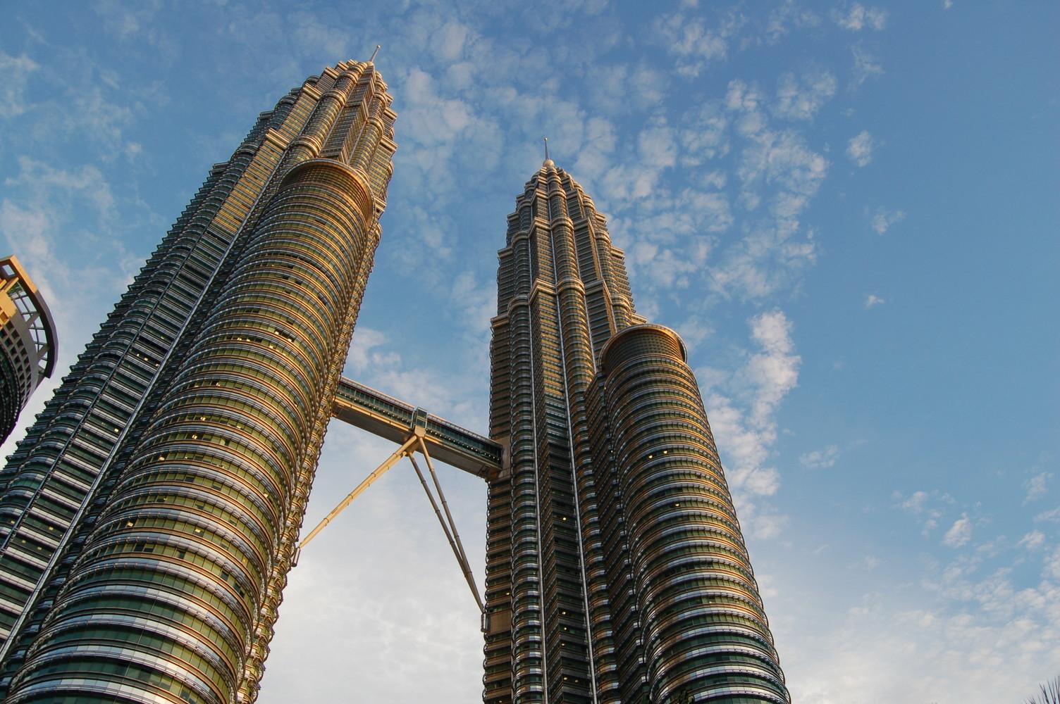 César Pelli Dies Aged 92,Petronas Towers. Image © Wikimedia