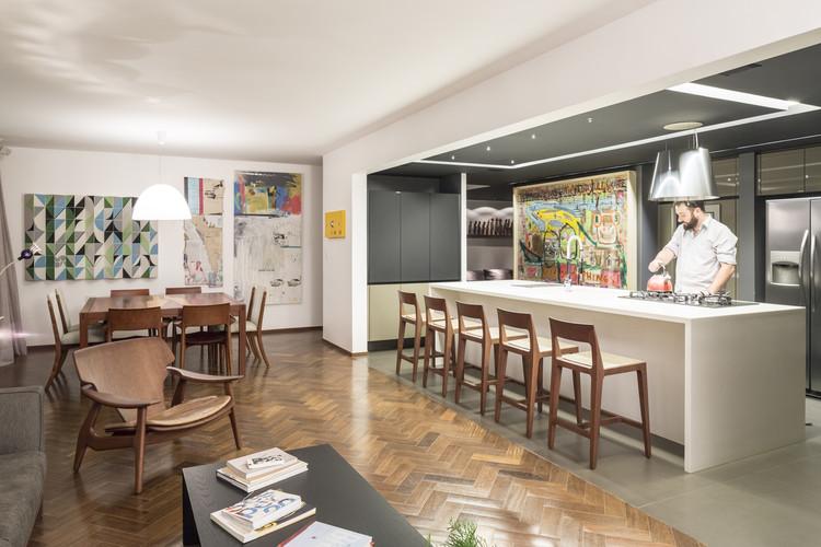 Apartamento 312 Sul / CoDA arquitetos, © Joana França
