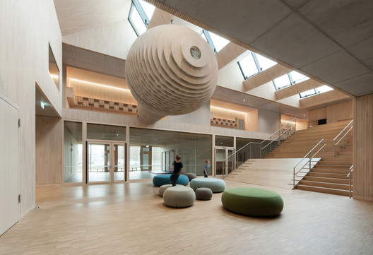 Kindergarten Riedlepark / Lanz Schwager Architekten
