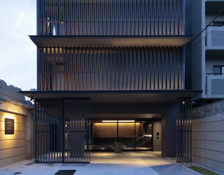 Hotel Ninja Black / EASTERN Design Office, © Koichi Torimura; Takashi Inaizumi