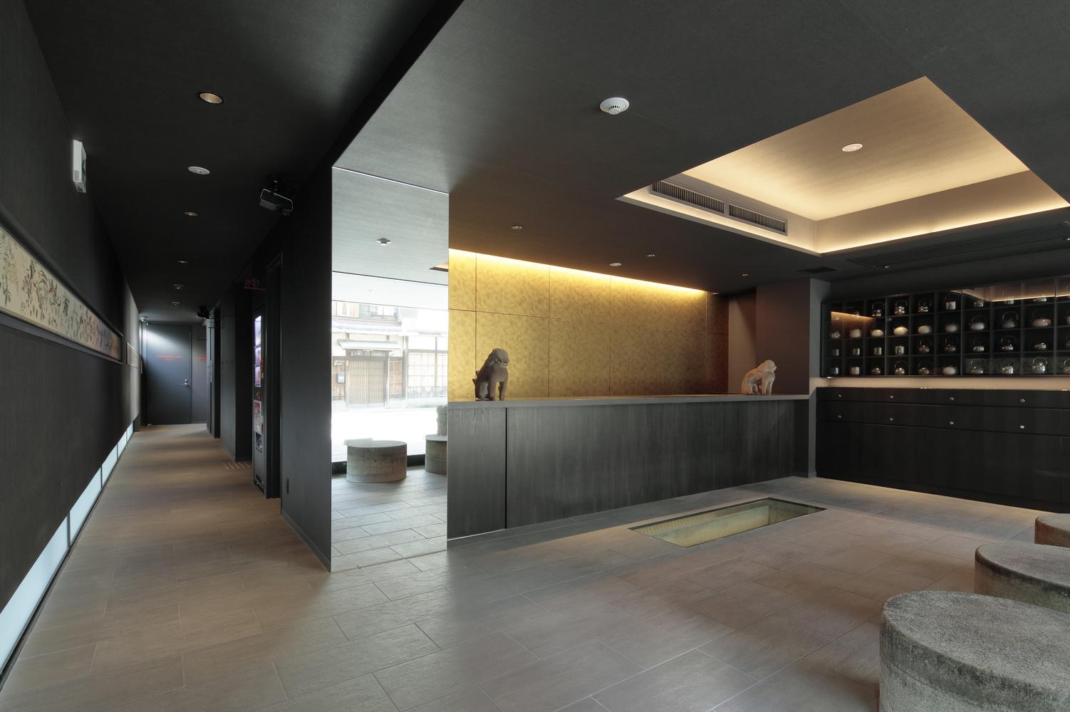 Ninja Black Eastern Design Office