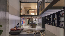 Camperdown Warehouse / Archer Office