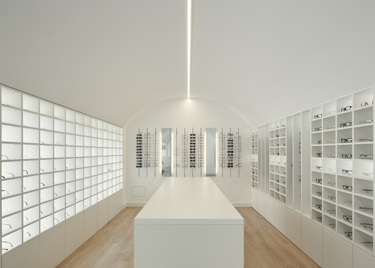 Lena Óptica / Bruno Dias Arquitectura, © Hugo Santos Silva