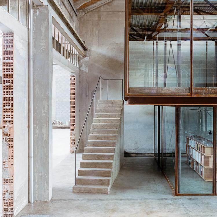 Studio in Arzignano / Amaa, © Simone Bossi