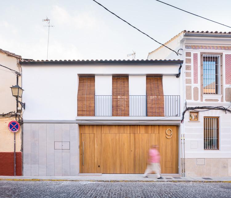 Casa impluvium minora / CU4 Arquitectura, © Daniel Rueda