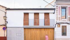 Casa impluvium minora / CU4 Arquitectura