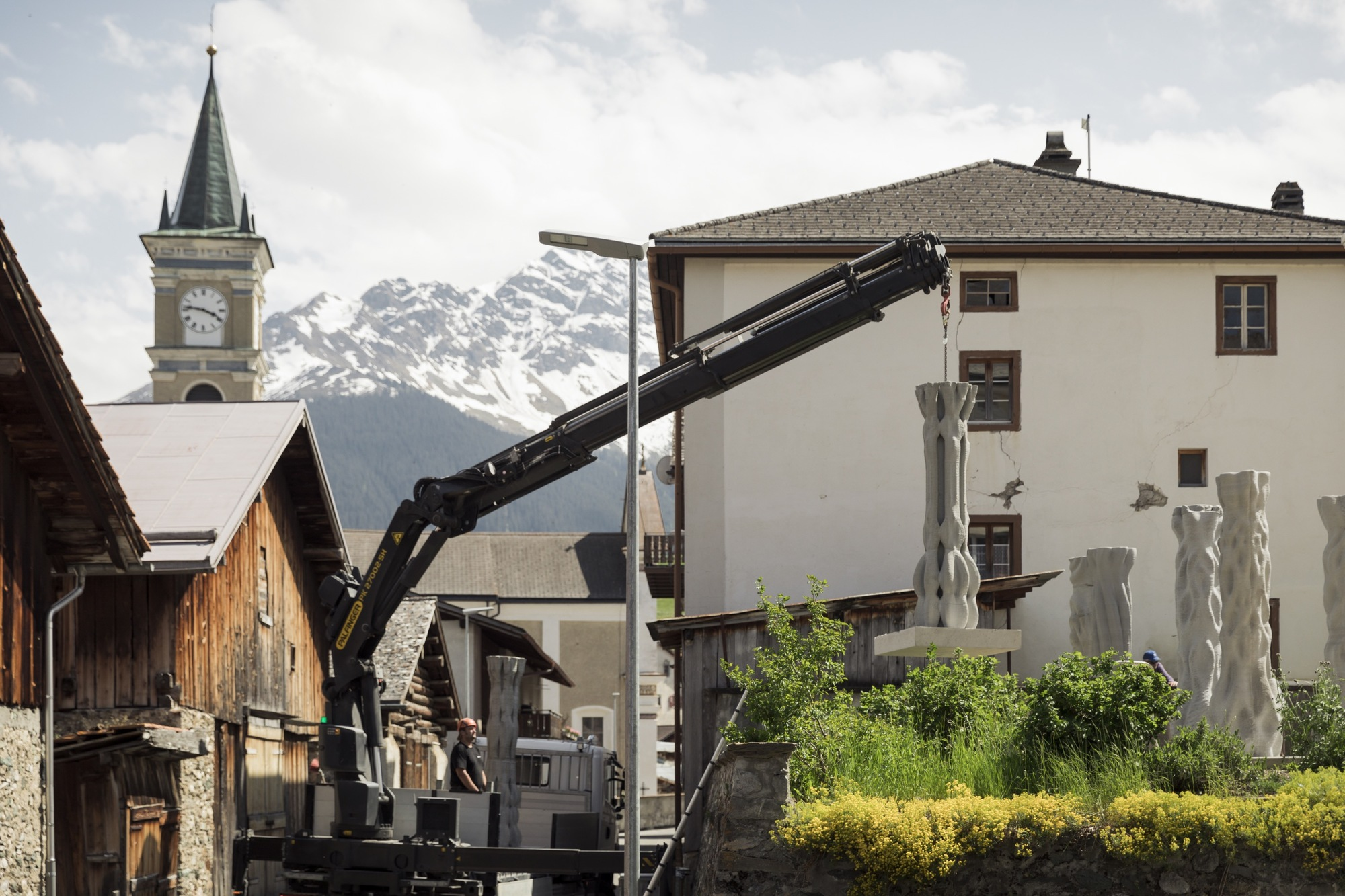 Gallery of ETH Zurich Develops 3D-Printed Concrete Columns - 9