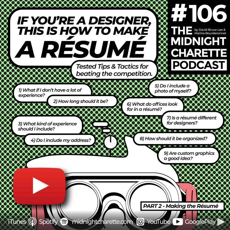 How to Make a Résumé to Get Hired