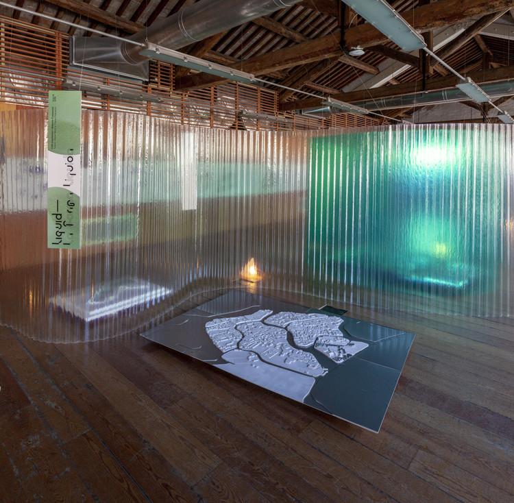 Expografia A Forma Líquida / COR arquitectos, © ©Laboratorio Fotografico IUAV
