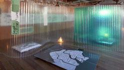 Expografia A Forma Líquida / COR arquitectos
