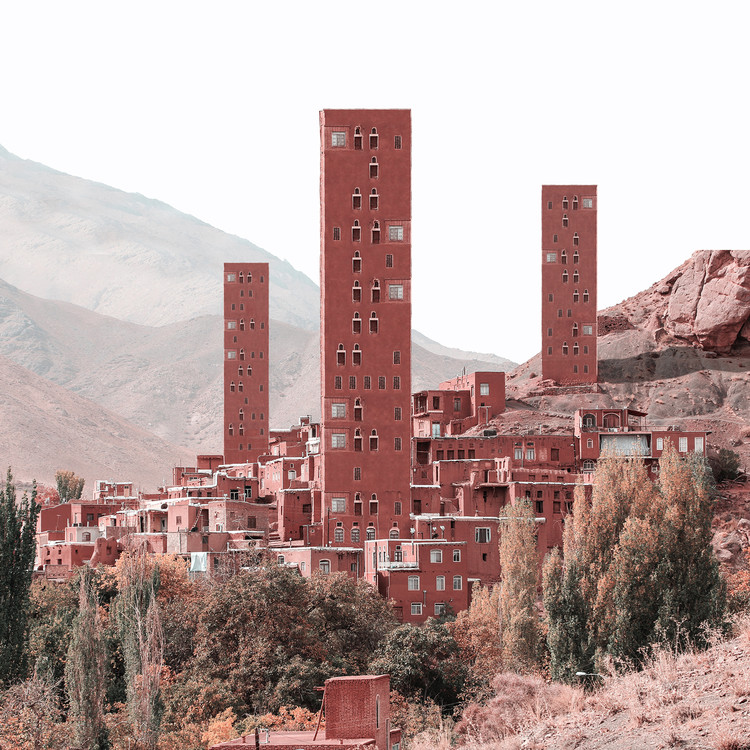 Retrofuturism Gives Traditional Iranian Architecture a Modern Twist , © Mohammad Hassan Forouzanfar