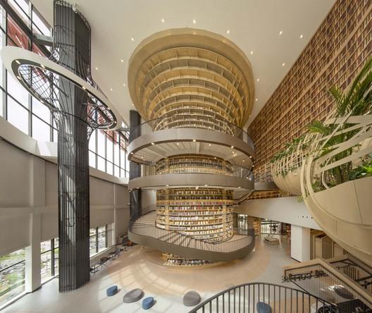 M.I. Bookstore / HMA Architects & Designers
