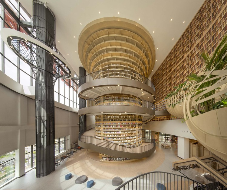 M.I. Bookstore / HMA Architects & Designers, © Eiichi Kano