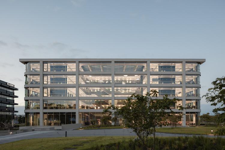 Danone Headquarters / Powerhouse Company, © Sebastian van Damme