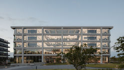 Danone Headquarters / Powerhouse Company