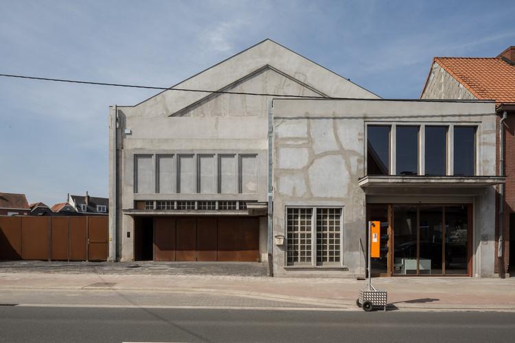 Studio Regie / Delmulle Delmulle Architecten, © Cafeine