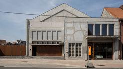 Studio Regie / Delmulle Delmulle Architecten