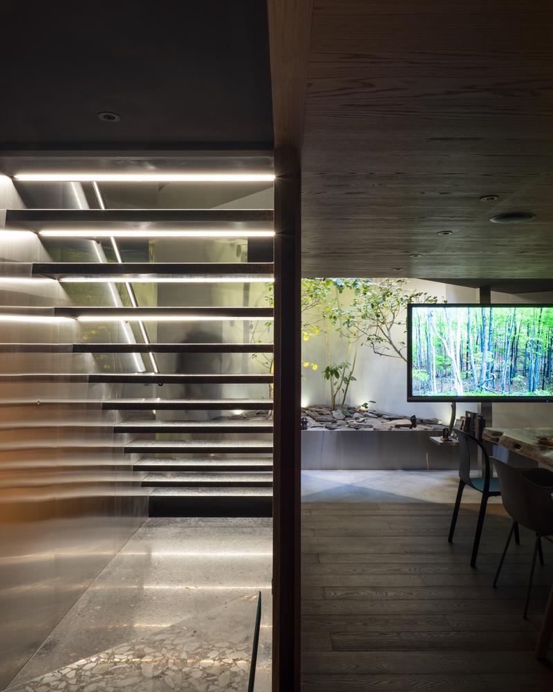 Fantastic Gallery Of 45 Degrees Kitchen And Bar Jc Architecture 12 Interior Design Ideas Clesiryabchikinfo