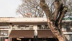 Hamburgueria Buzina / SAO Arquitetura