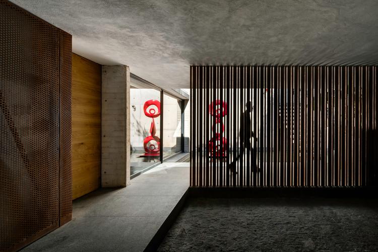 Casa cachai / taller paralelo, © Rafael Gamo