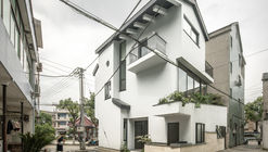 Xizhou Li's Residence / Studio MOR