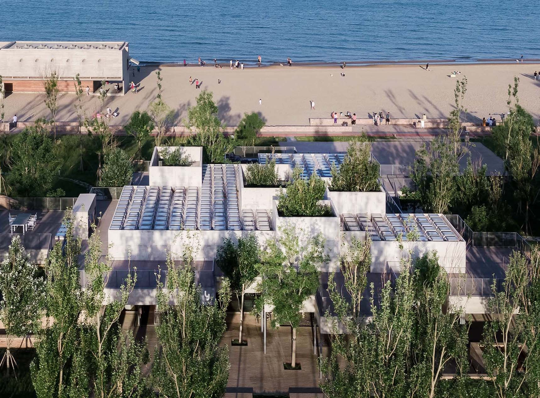 Restaurant Y Sea Vector Architects Archdaily