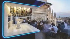 Makr Shakr inaugura sky-bar automatizado nas cidades de Milão e Londres