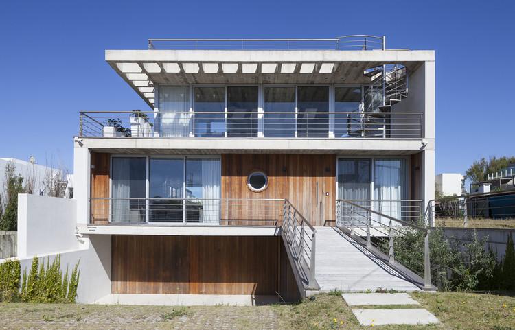 Casa nautilus / Martin Gomez Arquitectos, © Javier Agustín Rojas