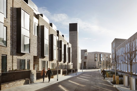RIBA Reveals Shortlist for Neave Brown Award for Housing