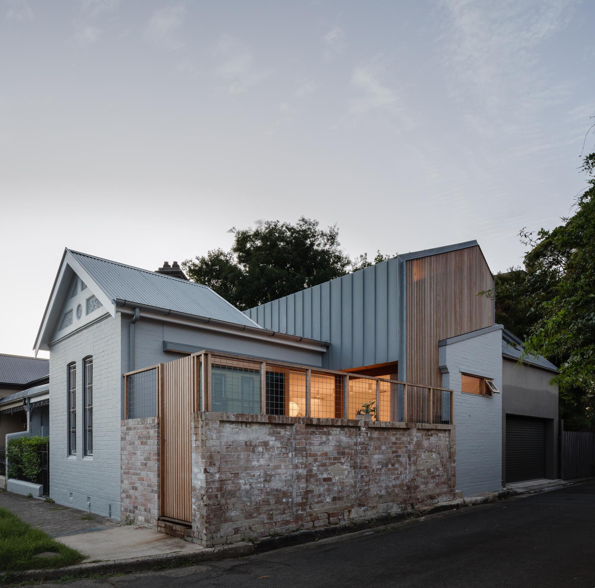 Machiya House / Downie North Architects