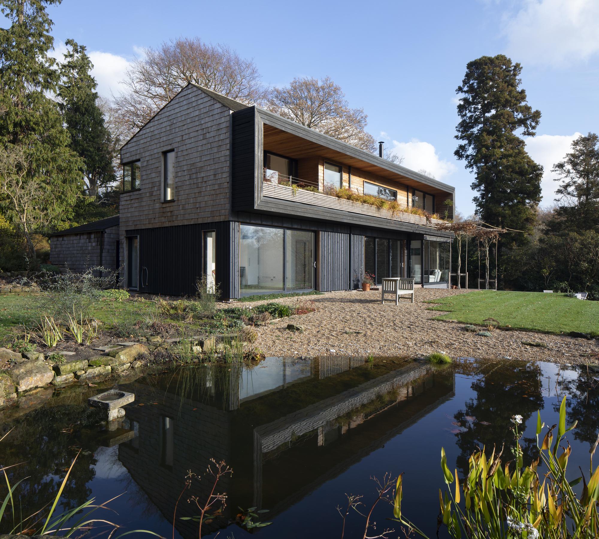 Lane End House / PAD studio
