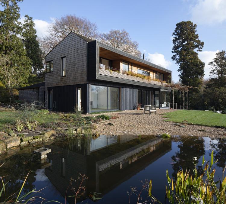 Lane End House / PAD studio, © Richard Chivers