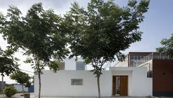 Boundary House / IN. Architects