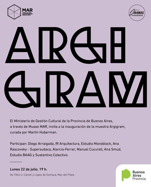 Argigram: ciudades argentinas del futuro (2050-2100), Cortesía de Martín Huberman