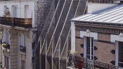 La Maison Plissée / WRA- Wild Rabbits Architecture