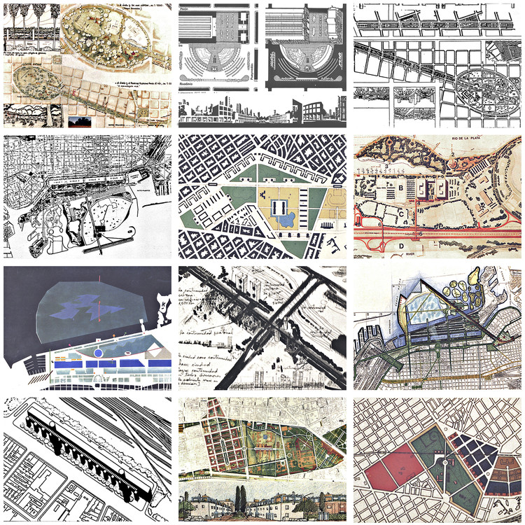 20 Ideas para Buenos Aires, Cortesía de Observatorio Metropolitano