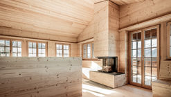Refurbishment Holiday Home  / dolmus Architekten