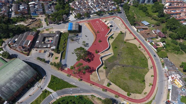Parque contemplativo Piedecuesta / Castro Arquitectos, © Guillermo Quintero