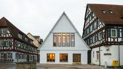 Das Waldhorn Restaurant  / KO/OK Architektur + Studio Berardi