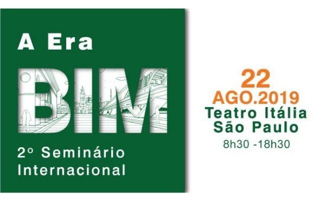 2º Seminário Internacional A Era BIM, Divulgação/Sinaenco