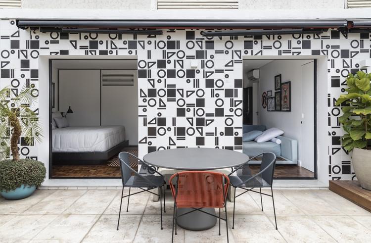 Cobertura Lisboa / Sala2 Arquitetura, © Evelyn Muller