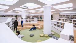 Jingshan School Library Renovation / Hui-Yin Design & Research