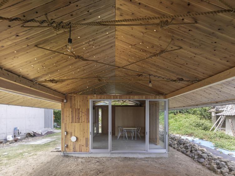 Knot-hole House / ICADA, © Nobutada Omote