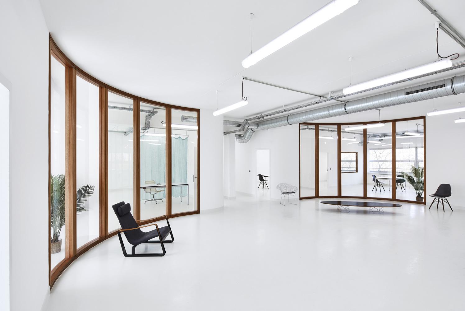 Gallery Of Ateliers Showroom Marine Serre Lemoal Lemoal